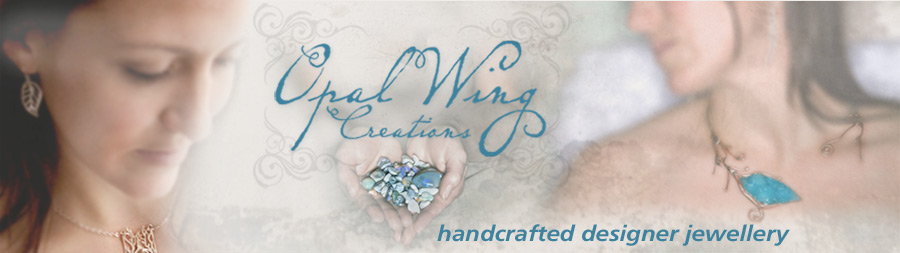 Opal Wing Creations Main Banner